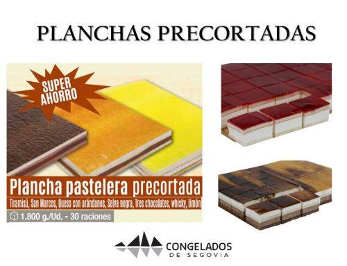 Promoción Plancha Pastelera Precortada