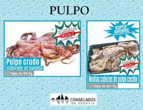 Promoción Pulpo