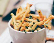 PATATAS: Variedad de patatas en estilo y corte