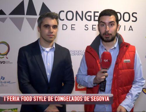 Reportaje «Food Style» Canal 8 Segovia